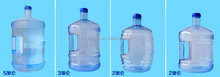 LS series 5 gallon plastic water bottles