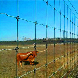Cattle fence two types