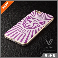 3d sublimation cell phone cases for iphone 6/6s/6 plus