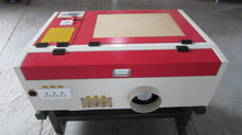 SD-4040 mini glass /stone/ granite laser cutter