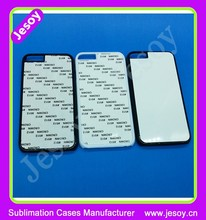 JESOY For iphone Cell Phone Case Factory, Dye Sublimation 2D Case For iphone 6