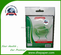 Travel Pack 1/24 fold toilet seat paper cover