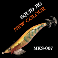 Chinese fishing tackle squid jigs free samples