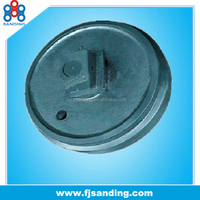 factory supply heavy equipment drive parts bulldozer track idlers