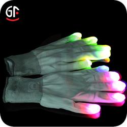 Party Giveaways Gloves Motorcycle Kids Gloves Led Light Gloves