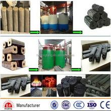 Wood/branch/bamboo/coconut shell carbonizing machine