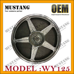 Wholesale Front Wheels For Hot Selling Products Petrol Motorcycle 3 Wheel Tricycle