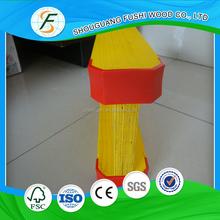 LVL Plastic Cap or Iron Cap 100% WBP Glue H20 Beam LVL Plywood Construction Use Free Fumigation