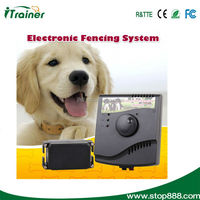 smart dog in ground pet fencing system w227,outdoor fencing for dogs