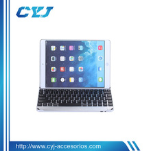2014 New metal tablet wireless keyboard with touchpad