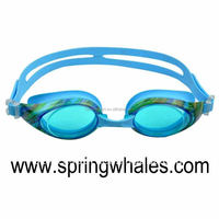 fashion swim goggles,anti fog swim goggles,cheap swimming goggle
