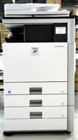 used photocopier Sharp 363