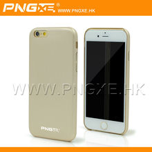 PNGXE popular PU leather cell phone slim case for iphone6