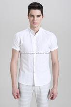 light and comfortable white t shirt men