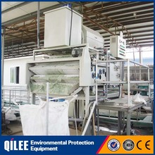 Chemical waste water sludge dewatering machine