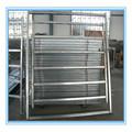 caliente la venta de nuevos productos y fuerte de bajo costo de tubos de acero galvanizado ganado panel de la cerca
