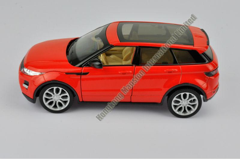 124 Alloy Car Model For Range Rover Evoque-3
