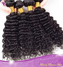 Cheap Grade 7A European hair virgin eurasian deep wave 26 inch hair extension
