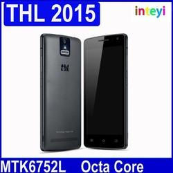 100% Original THL 2015 MTK6752 1.7Ghz Octa Core 5 Inch 4G LTE FDD IPS FHD 2GB RAM 16GB ROM WCDMA Android 4.4 Mobile Phone/Eva