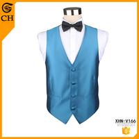 Custom Little Moq blue Polyester Cheap Mens Clothing