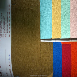 JY-2104 2015 China made new design fashionable bag furniture and car seat cover shoe leather PU leather