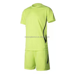 chinese t-shirts cheap high quality 100% cotton football jerseys t shirt