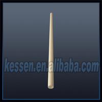 high precision Zirconia ceramic yellow stick for gas burner