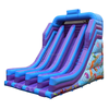 wholesale giant inflatable dry slide, 15ft platform inflatable slide, party inflatable dry slide