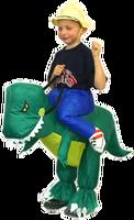 inflatable warking dinosaur costume -24423