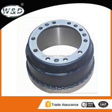 All kinds of Heavy duty lorry truck auto parts brake drums