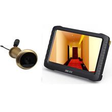 200mw sender 5 8 ghz guckloch wireless sicherheits t r kamera. Black Bedroom Furniture Sets. Home Design Ideas