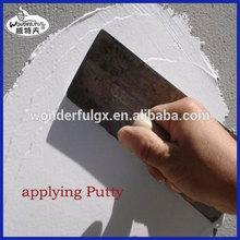 Anti-grieta pintura materiales de decoración edificio( ahorro de pintura de la pared)