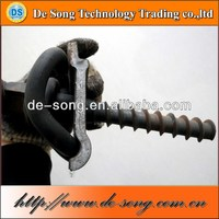 Heavy Rail fasteners-concrete screw spike_Gauge Apron_Elastic rail clip