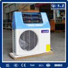 New tech. save 80% power high COP5.33 5kw 260L,7kw 300L ,9kw 220V 60deg.C heat pump hybrid solar water heating system for home