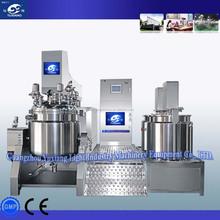 2015 Yuxiang cream/body lotion/cosmetics emulsifying Mixer equipment