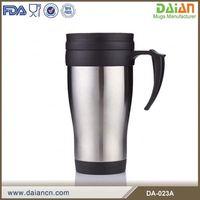 14oz Heated Coffee Mug For Car