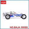 RC Gas Buggy 1/5 scale 30.5CC 105KM/H CNC Metal baja 5b RTR