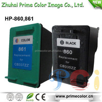 CB335ZZ CB337ZZ Remanufactured Ink Cartridge for HP 860 861