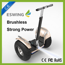 2016 personal toys Two Wheel Self Balancing Electric Scooter with bluetooth