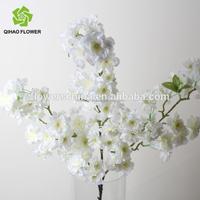 artificial cherry blossom branch for centerpiece