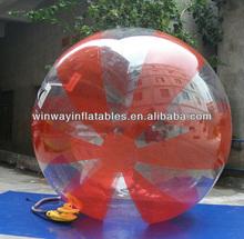 Multi color de las bolas del zorb, bolas de aqua, bola del agua caminando w7011