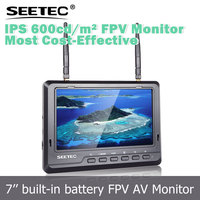 Channel auto scan IPS screen 600cd/m2 brightness li battery 5.8GHz dji spreading wings s1000 premium with 7inch FPV monitor