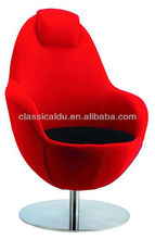 modern swivel relax tub chair H-0726
