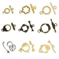 Wholesale Brass unique jewelry clasps