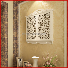 2016 Home interior decoration new products decorative bathroom wall cabinets