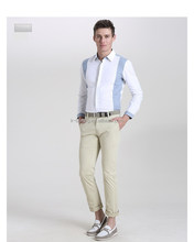 2015 year's the latest design fashion shirts for men