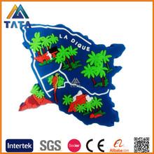 TATA Custom 3D Soft PVC Rubber Fridge Magnet