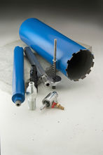 Wet Diamond Core Drill Bits