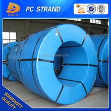 7- WIRE STRAND FOR PRESTRESSED CONCRETE(P.C.7 -WIRE STRAND)