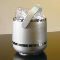 Ice Bucket acrylic ice tongs Wine Cooler wine rack wine opener plastic cooler factory